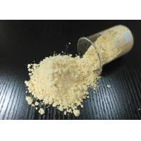 China Long Flow Phenolic Molding Compound , Paraformaldehyde Powder For Grinding Wheels wholesale