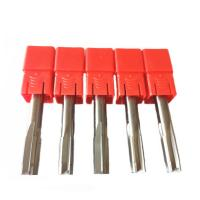 China 4F Straight Flute Carbide End Mill Reamer Machine Drilling Bit Spiral Downcut wholesale