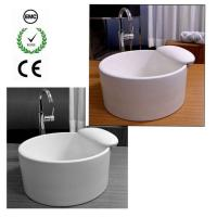 Quality Factory Price New Ceramic Pedicure Bowl Used Foot Spa Pedicure Chair Foot Bath for sale