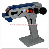 China Metal Sanding Linisher Machine with High Quality Sand Belt, Steel Polishing Grinder Tools from China on sale