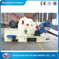 China High Capacity Wood Sawdust Maker Machine / Wood Chip Pellet Machine wholesale