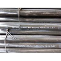 China Mild Steel Seamless API Steel Pipe Schedule 40 Hot Rolled API 5CT Pipe wholesale