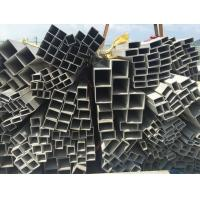 China Acid Pickling Surface Stainless Seamless Square Steel Pipe JIS SUS304 Hollow Structure wholesale