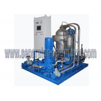 China Disc Type Marine Oil Diesel Oil Fuel Oil Separating Machine with High Speed on sale