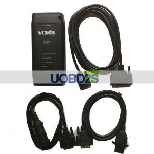 Volvo Truck Diagnostic Tool VCADS Pro 2.35.00 $777 Free Shipping via DHL