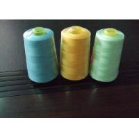 China 100% Polyester Sewing Thread 40s/2 4000 Meters Cone High Tenacity wholesale