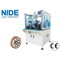 China Electric Bike Wheel Motor Winding Machine , Automatic Coiling Machine High Efficiency wholesale