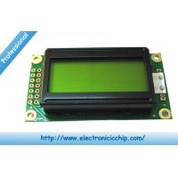 China WINSTAR LCD WH0802A LCD Display Character OEM For Computer Circuit Board wholesale