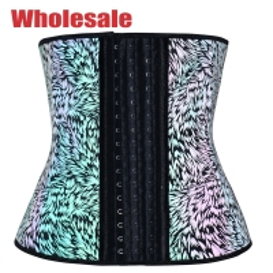 China Lumbar Support 6XL 3 Hook Waist Trainer Accessories Latex Corset wholesale