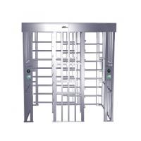 China RS485 One-way Direction Full Height Turnstile Entrance Gate, Security Turnstiles (0.2s) wholesale
