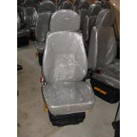 China 490MM Wide Coach Driver Bus Passenger Seat Comfortable With Armrest / Headrest wholesale