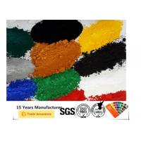 China Ral Color Epoxy Polyester Powder Coating Excellent Electrification / Gloss wholesale