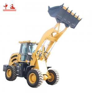 China ZL28 2800kg 4x4 Wheel Loader wholesale