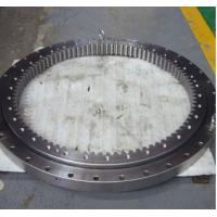 China high quality slewing bearing cylindrical cross roller bearing Rks. 062.25.1424 Deck / Ship Crane Three Row Roller Slewin wholesale