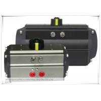 China Automated Air Operated Valve Actuators For Ball Valve , Compact Rack & Pinion Actuator wholesale
