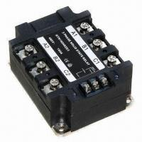 China Three Phase Solid State Relays with 2,500 Vrms Optical Isolation on sale