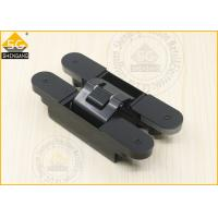 China Heavy-Type 180 Degree 3 Way Adjustable Concealed Hinges For Interior Doors wholesale