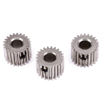 China Makerbot 11mm*12mm MK8 Extruder Drive Gear 40 Tooth Stainless Steel wholesale