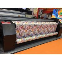 Buy cheap SAER Digital Fabric Printing Machine Signs Two PCS DX5 Printhead Flag Plotter from wholesalers