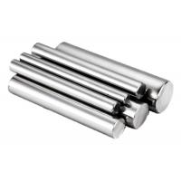 China ASTM 201 Solid Stainless Steel Bar Length Below 10m S20100 / 201 Grade on sale