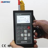 LCD Display With Back - Light USB / RS232 Portable Leeb Hardness Tester RHL30