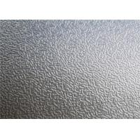 China Stucco Embossed Aluminum Sheets 1060 , 3003 , 5052 Embossing Thin Aluminium Sheet wholesale