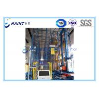 China Heavy Duty Automatic Storage Retrieval System With Stacker Crane High Automation wholesale