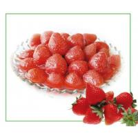 China Delicious Jelly Organic Canned Fruit ,  Canned Strawberries With Health Certificates wholesale