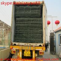 China hexagonal gabion mesh in iron wire mesh for fence wholesale