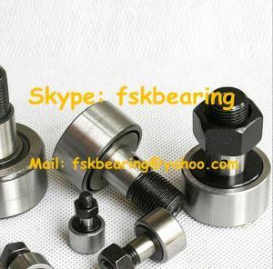 China Stud Type Yoke Track Follower Roller Bearings Chrome Steel / Stainle Steel wholesale