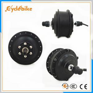 China Brushless Gearless Electric Bike Hub Motor / High Torque Dc Motor 36v 250w wholesale