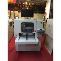 China PCB Depanelizer PCB Router Machine with Smart Software Gerber Imported Function wholesale