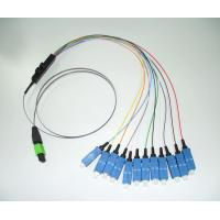 China US CONEC MTP to SC,8/12/24cores Hydra patch cord/Cable Assemblies wholesale