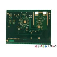 China 10 Layers Industrial PCB Printed Circuit Board with Immersion Gold Surface wholesale