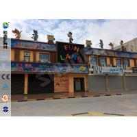 China Visual Feast 9D Immersive Theater 9D Cinema With Electric , Pneumatic , Hydraulic System wholesale
