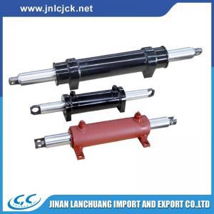 China Telescopic multi-stage hydraulic cylinder wholesale
