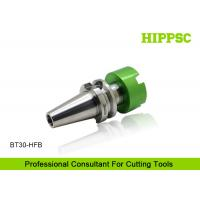 China Face Milling Precision Steel Tool Holder BT30 - HFB18 - 32 Specular Chamfering wholesale