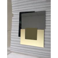 China PVDF Paint Aluminum Composite Board , Easy Installation Aluminium Building Panels  wholesale
