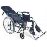 China High back reclining wheelchair wholesale