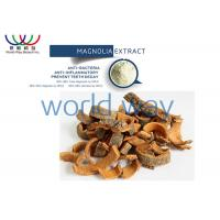 China Honokiol + Magnolol Magnolia Bark Extract Raw Natural Ingredient Anti Bacterial on sale