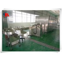 China Small Scale Drinks Bottling Production Line , Water Bottling Plant Machine 18 Filling Heads wholesale