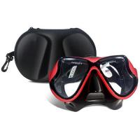 China Mirrored Lens Adult Swim Mask Silicone Strap Mirrored Lens With Leakproof wholesale