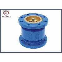 China 24 Inch Silent Check Valve , Spring Type Check Valve With Ductile Iron Seat wholesale
