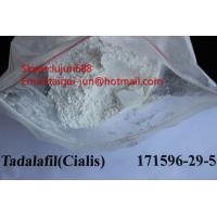 Quality Tadalafil Cialis Supplement Sex Steroid Hormone for Weight Loss / Anti Aging 171596-29-5 for sale