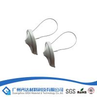 China Retail Security Tags Eas Anti Theft Barcode Sticker Labels Corrosion Resistance wholesale