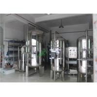 Chunke SS304 Water Filter Housing Vessel 30 Length For RO System Machine