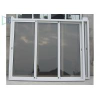 China Residential Aluminium Sliding Windows And Doors / Double Glass Sliding Window on sale