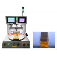 Quality Effective Automatic Soldering Machine , 0.5-0.7 MPA Soldering Tools And Equipment for sale