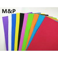 A4 Size Ponge Foam Paper Self Adhesive Foam Sheets OEM / ODM Avaliable