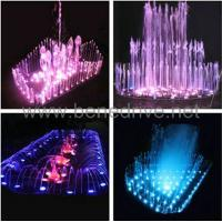 China Water Proof Fountain Nozzle LED Pond Lights Lfl01-18 >50000 Hours Life Span wholesale